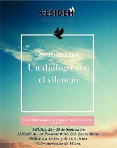 Curso Logoterapia, Puebla, septiembre 2019