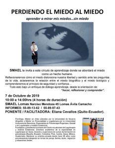 Curso SMAEL, septiembre 2019