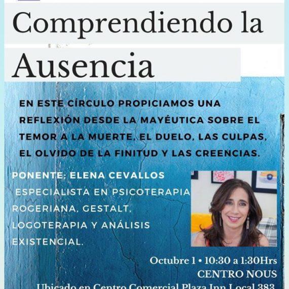Curso ciudad de México, septiembre 2019