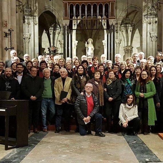 Recital poesía, Valencia, diciembre 2018