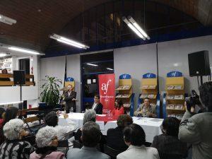 Recital Poesía, Quito, junio 2018