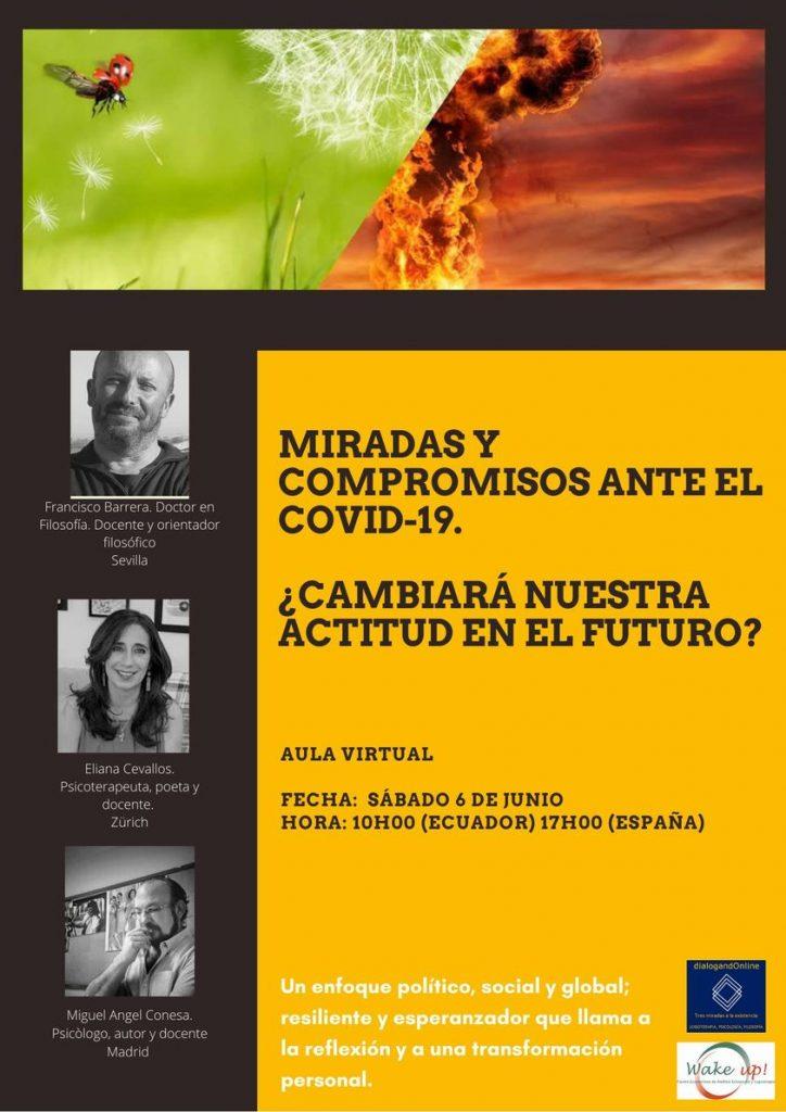 Miradas y compromisos ante el COVID-19 - España, 6 de junio de 2020
